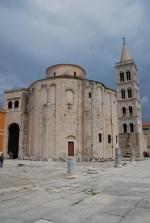 Zadar, kościół św. Donata, IX w