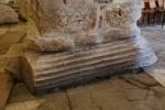 Zadar, kościół św. Donata, kolumna antyczna