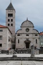 Zadar, kościół Matki Bożej