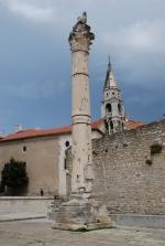 Zadar, kolumna antyczna