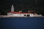 Nerezine, klasztor