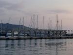 ciekawy port na Zakinthos  foto: Kasia Koj