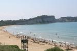 jeszcze jedno ujęcie słynnej plaży foto: Piotr Kowalski