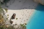 Zatoka Wraku Shipwreck na Zakinthos  foto: Piotr Kowalski