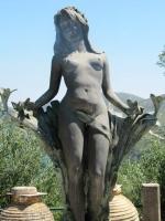Zapomniałam o pomnikach, przecież w Grecji tego pełno :)  foto: Kasia Koj