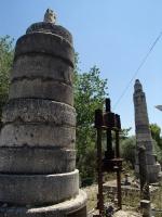 troszeczkę dziwny pomnik, ale całkiem ciekawy :) foto: Kasia Koj