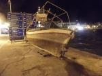 Zakhyntos, wrak kutra zatopiony, uratowany, ocalony od zapomnienia... foto: Adam Łydka