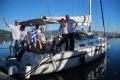 Sylwestrowy rejs morski 2014/2015 (Grecja, Morze Jońskie, załoga s/y