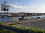 dotarliśmy do Nieuwpoort, wg. Wikipedii jest to miasto w północno-zachodniej Belgii, w prowincji Flandria Zachodnia. W tym mieście rozwinął się przemysł spożywczy.