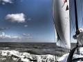 Rejs morski (Morze Północne, maj 2015)