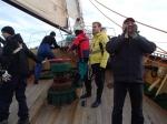 I w morze, bosman wzywa do żagli foto: Kasia Koj
