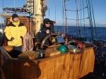 Chyba najbardziej obfotografowane miejsce na statku foto: Kasia Koj
