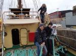 i znowu manewry portowe foto: Kasia Koj