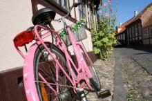 Piękny rowerek foto: Kasia Koj