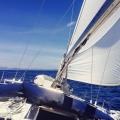 Rejs morski (Grecja, Morze Jońskie, maj 2015)