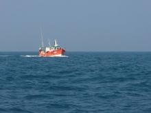 Kanał La Manche foto: Kasia Koj