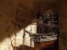 Musée National de la Marine du Château de Brest foto: Kasia Koj
