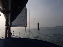 Rejs Kanał La Manche foto: Katarzyna Koj