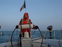 Rejs Kanał La Manche foto: Piotr Kowalski