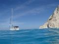 Rejs morski (Grecja, Morze Jońskie, październik 2014)