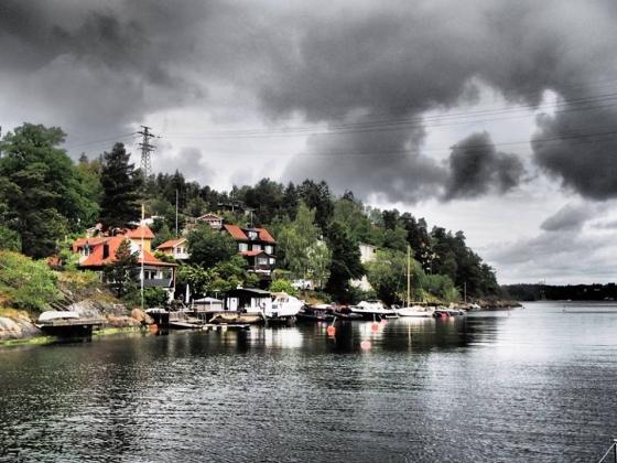 Rejs morski (Sztokholm, Szkiery, Alandy, czeriwec 2016)