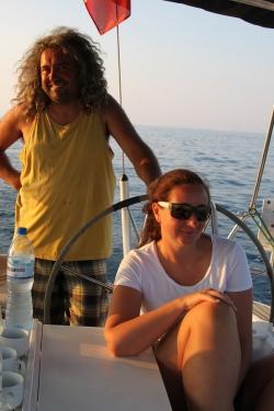Rejs morski z dziećmi foto: Agata