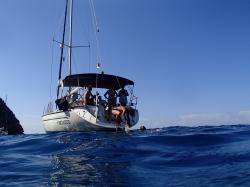 Rejs morski z dziećmi foto:  Kasia