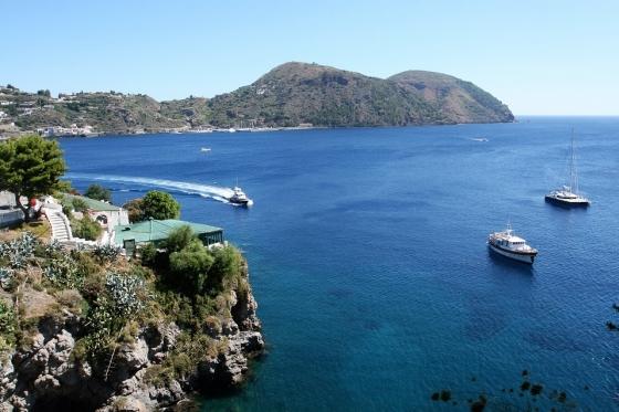 Rejs morski (Włochy, Morze Tyrreńskie, lipiec 2016)