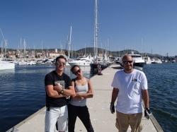 Jesienna Chorwacja - rejs morski