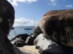 Rejs morski Karaiby, Wyspy Dziewicze - Charter.pl foto: Kasia Koj