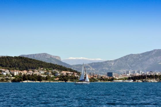 Rejs morski (Chorwacja, maj 2017)