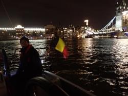 Rejs pływowy do Londynu foto: Kasia Koj