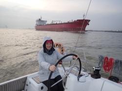Rejs morski do Londynu foto: Piotr Kowalski