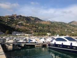Rejs morski, wybrzeże Amalfi, Cetraro foto: Marcin Krukierek