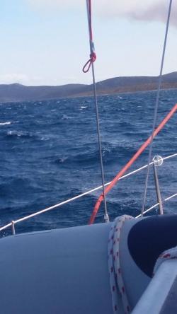 Rejs morski w Chorwacji foto: Tomek Stalmach