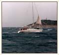 Rejs morski Chorwacja foto: Peter