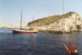 Rejs morski (Chorwacja, sierpień 1999)
