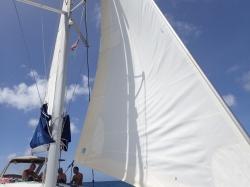W drodze na Barbados foto: Kasia