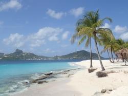 Krótki przystanek na Palm Island foto: Kasia
