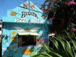 Jeszcze przystanek na Bequia foto: Michał