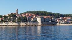 Chorwacja od strony wody wygląda cudownie foto: Dariusz Dźwil