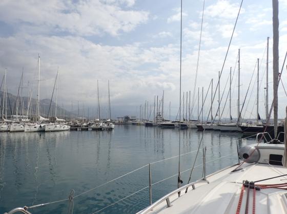 Rejs morski (Chorwacja, październik 2017)