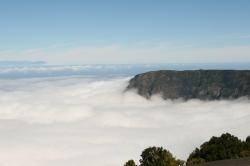 Z głową w chmurach, tzn. nad chmurami foto: Piotr Kowalski
