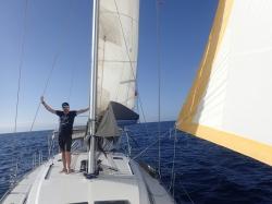 takie normalne jachtowe życie foto: Kasia Koj