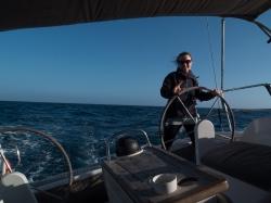Rejsy morskie na Wyspach Kanaryjskich foto: Piotr Śliwiński