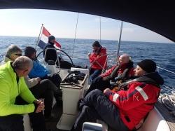 Rejs po Morzu Północnym foto: Piotr Kowalski