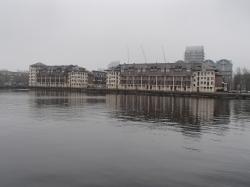 Chwila dla Londynu i ruszamy dalej. Morze Północne czeka foto: Piotr Kowalski