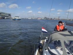Amsterdam wita foto: Piotr Kowalski