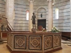 Krótkie zwiedzanie w Pizie - Katedra Santa Maria del Fiore foto: Adam Leszczyński