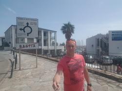 Następny punt naszej podróży to Bastia na Korsyce foto: Adam Leszczyński